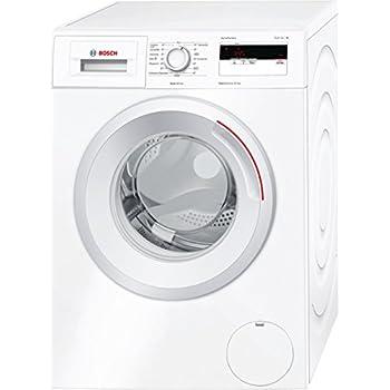 Bosch WAN280ECO Serie 4 Waschmaschine FL A 137 KWh Jahr 1400 UpM 6 Kg AquaStop Schlauch Weiss