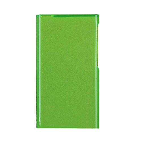 Zhhlinyuan 2pcs Silicone Tpu Transparent Protective Soft Flexible Case Cover für iPod nano 7th Ipod Nano 3 Silicon Case