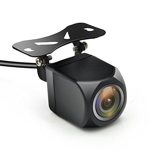 Universel de Voiture Caméra de Recul 120 Degrés Grand Angle Haute Définition avec étanche à Vision Nocturne Caméra Arrière...