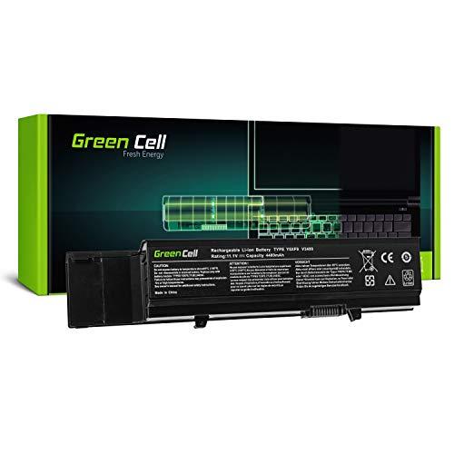 3500 Serie Notebook Laptop (Green Cell Standard Serie 7FJ92 Y5XF9 Laptop Akku für Dell Vostro 3400 3500 3700 (6 Zellen 4400mAh 11.1V Schwarz))