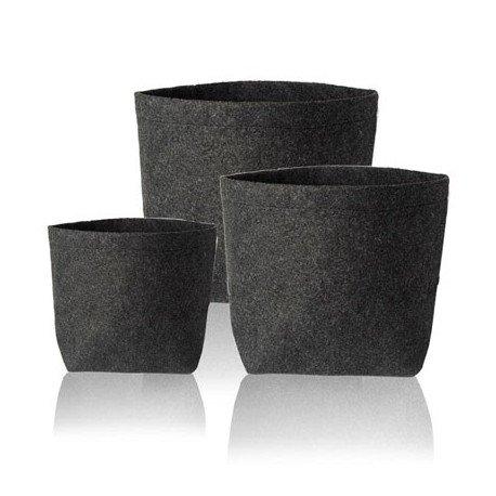 HortiPot 11 litres - noir