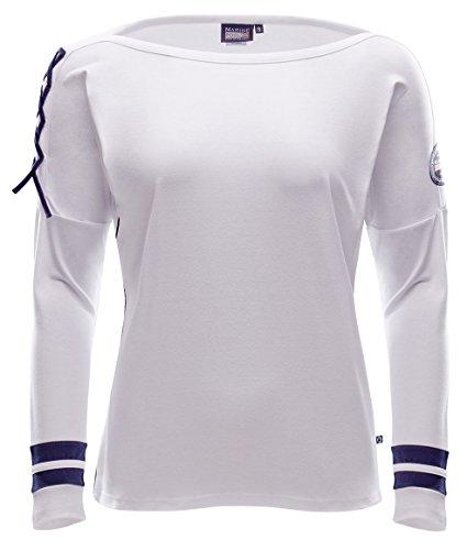 Marinepool Damen Aven Ls Women Longsleave White