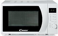 Idea Regalo - Candy CMW2070DW Microonde con display, 20 litri, colore bianco