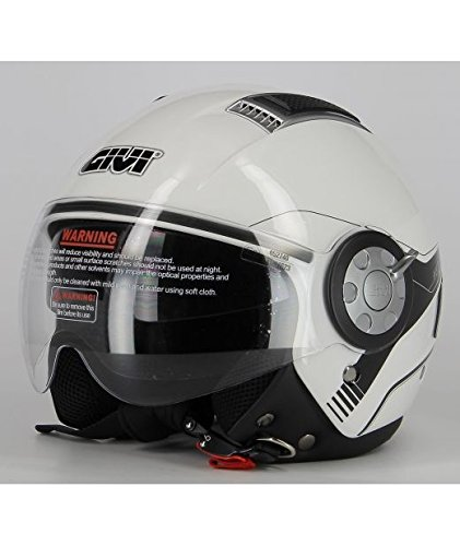 GIVI HPS 11.1 Air casco Demi Jet di h111bb50860