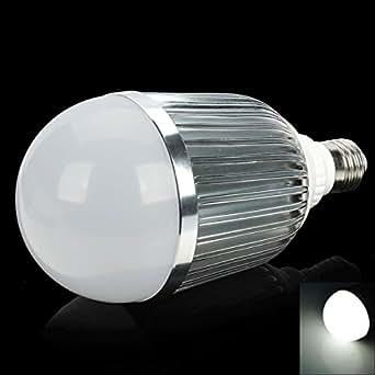 9576-18 E27 18W 1700LM 6000-7000K White 18-LED Light Bulb (AC 85~265V)