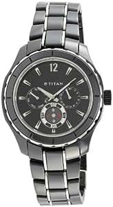 Titan Tycoon Analog Black Dial Men's Watch - NE9452KD01J