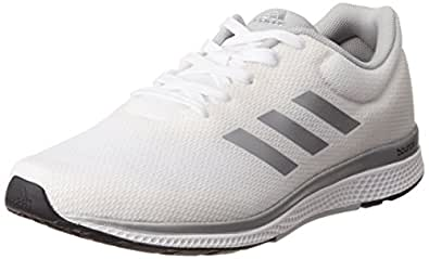 adidas Men's Mana Bounce 2 M Aramis Running Shoes, Grey (Ftwr White/Silver Met./Clear Onix), 6 UK