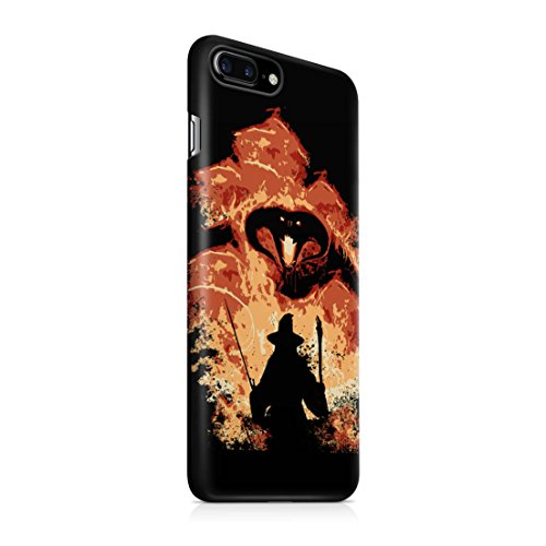 Lord Of The Rings Balrog Cs Gandalf iPhone 7 Plus Hard Plastic Phone Case Cover