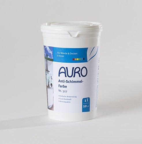 AURO Pur-san3 - Nr. 414 - Anti-Schimmel-System - Drei Komponenten zur Schimmelbeseitigung und Vorbeugung in der praktischen - Box für zuverlässige Abhilfe bei Schimmelpilzproblemen