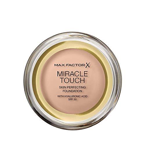 Max Factor - Miracle Touch Liquid Illusion Foundation - Fond de teint - 40 Ivoire crème