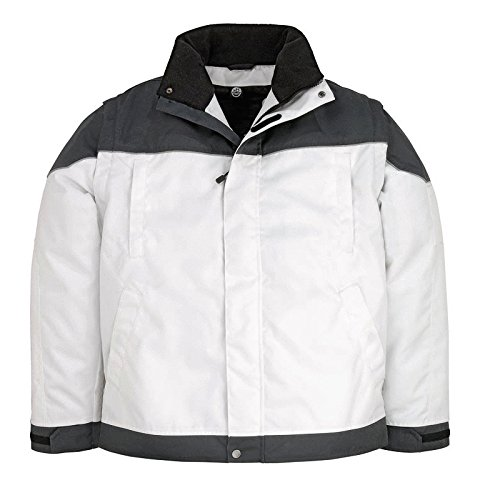 Fhb 2065823 - Tom trabajo 19029-1012-2xl chaqueta de color blanco / carbón de leña, blanco,