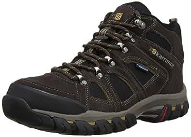 Karrimor Bodmin Mid IV Weathertite Men's Shoes,  Dark Brown, 6 UK (39 EU)