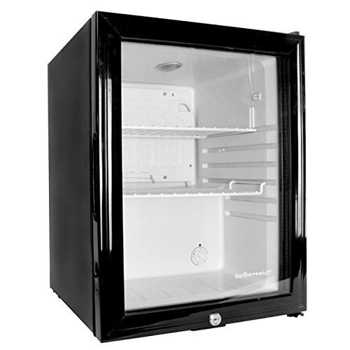 Frostbite Glass Door Mini Bar 35ltr Counter Top Fridge