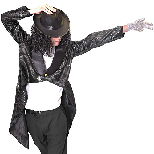 - Michael Jackson Bad Kostüm