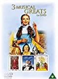 Seven Brides For Seven Brothers/The Wizard Of Oz/... [DVD] by Judy Garland