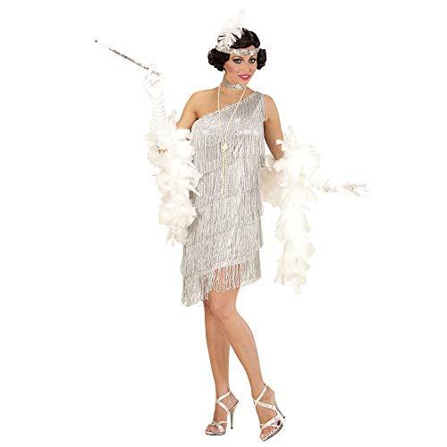 Widmann - Erwachsenenkostüm Charleston - Französisch Themen Tanz Kostüm