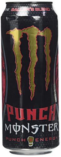 Monster Energy Punch Baller's Blend Canette 50 cl