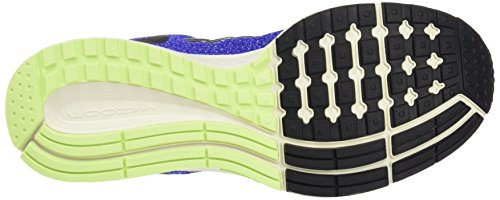 Nike Air Zoom Pegasus 32, Chaussures de Running Homme, Bleu, 42.5 EU Bleu (Bleu/Noir/Volt)