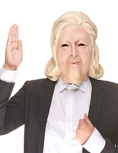 Generique - Humorvolle Latex-Maske Marine