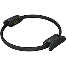COX SWAIN Pilates Ring Professional, Colour: Black, Size: One Size