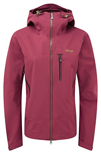 Sherpa Damen Lithang Mantel XL Anaar -