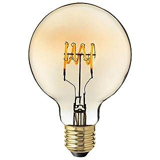 Amarcords DL 951. Deco Dimmable Led Light Bulb. 230v 4w 2000k e27. 130 Lumen. 95 x 140mm.