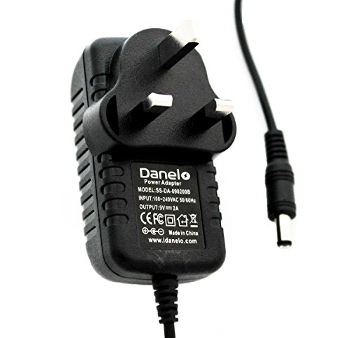 danelo-9v-power-supply-adaptor-charger-for-lone-wolf-harp-break-effects-pedal