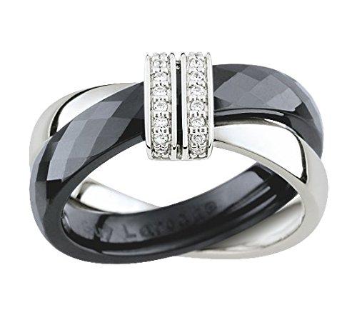 bague-femme-guy-laroche-argent-925-1000-oxydes-de-zirconium-ceramique-noir-atv044cnz-taille-52
