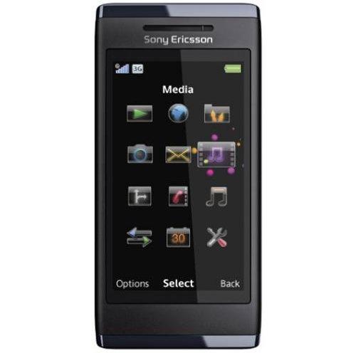 'Sony Ericsson Aino-Smartphone (Display 3-432X 240, 55MB Kapazität)