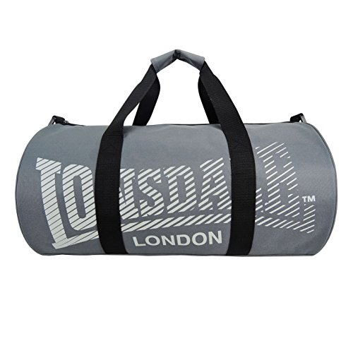 Charcoal Barrel Bag Duffel Gym T...