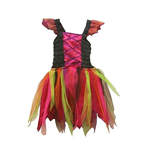 Hexenkostüm für Babys und Kleinkinder - Hexe Kostüm Baby - Karneval Kostüm Gr 92 - Lucy Locket (Glam Hexe Kostüme)