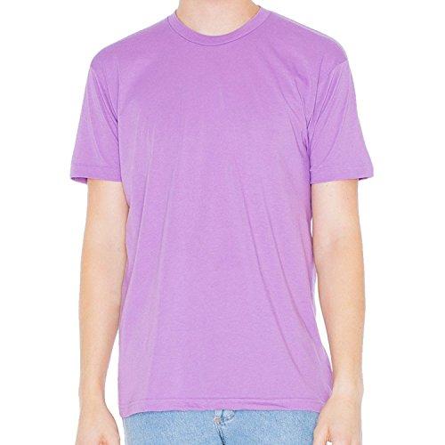 American Apparel Herren T-Shirt Orchid