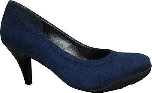 CHILLANY  Pumps, Espadrilles pour femme Bleu - Bleu