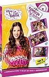 Violetta Kolekcja V-lovers Tom 4 odcinki 16-20 [KSIÄĹťKA]+[DVD]