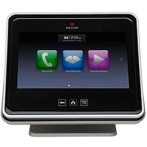 Polycom Touch Control Noir, Argent télécommande - télécommandes (Noir, Argent)