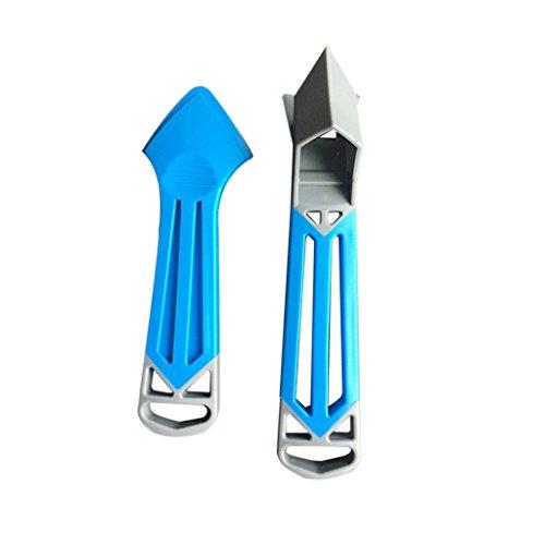 Baoblaze 2× Fugenentferner Fugenkratzer Silikon Entfernung Werkzeuge Set