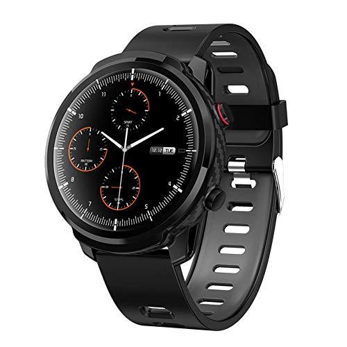 longrep Smart Watch da Uomo Orologio Sportivo Impermeabile Monitoraggio della frequenza cardiaca Orologio per Orologio...