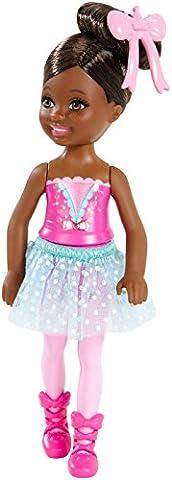 Barbie – Chelsea et ses Amis – 1 Poupée Mannequin 15 cm – Modèle Aléatoire
