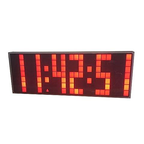Wecker Digital Uhr ,Umsky LED Elektronischer Wanduhr Timer Alarm Countdown