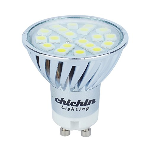 ChiChinLighting® - Lampade a LED con attacco GU10, per faretti,