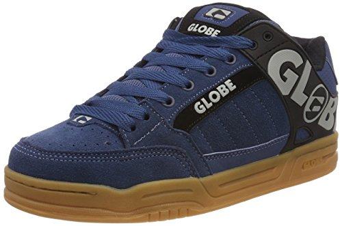Light Navy Schuhe (Globe Herren Tilt Skateboardschuhe, Blau (Light Navy/gum 12106), 39 EU (7 US))