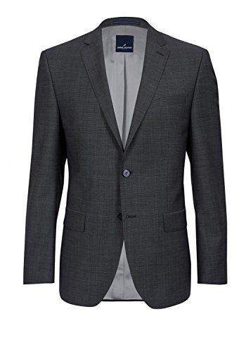 Michaelax-Fashion-Trade - Blazer - Uni - Manches Longues - Homme Anthrazit (70)