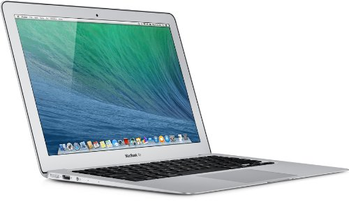 Apple MacBook Air 13-inch Laptop (Intel Core-i5 processor, 4GB RAM, 128GB PCIe-based Flash Storage, Mac OS X Yosemite) image