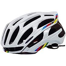 VFNCJD Bicycle Helmet Casco De Ciclismo Ultraligero Integralmente Moldeado 36 Casquillos De Aire Acondicionado para Bicicletas