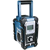 Makita DMR 106 Baustellenradio mit Bluethooth Class 2