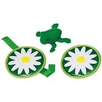GoKi Velcro Frog Catch Game