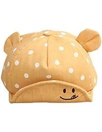 Blaward Berretti per Ragazze Ragazzi Carina Cappelli con Punti Cappello da  Sole con Orecchie Accessori per 0e8ecfa07033