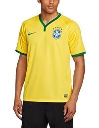 Amazon.es  camisetas brasil - Nike  Ropa ff5fee498a864