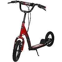 Empire 0016828 Patinete Bicicleta, Niñas, Rojo, ...
