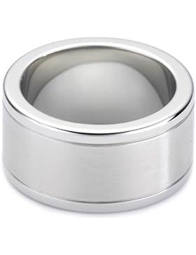Esprit Ring Edelstahl u-turn